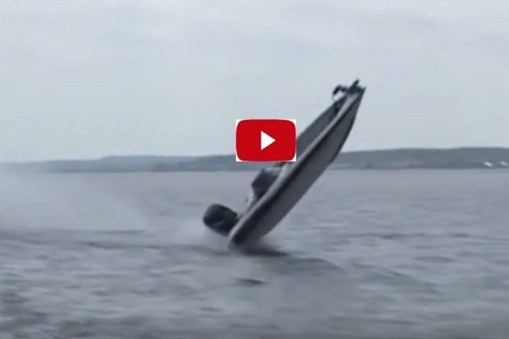 powerboat accident