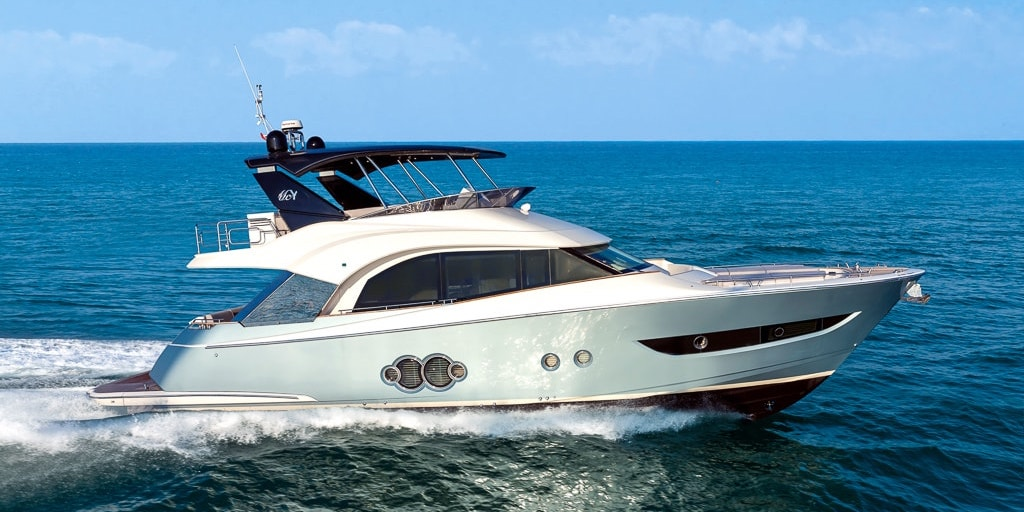 Monte Carlo Yachts MCY66