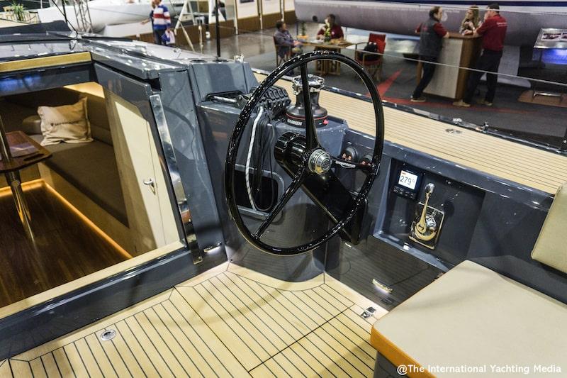 Saffier SE 37 Lounge, wheel
