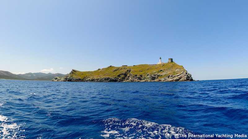 Giraglia Island