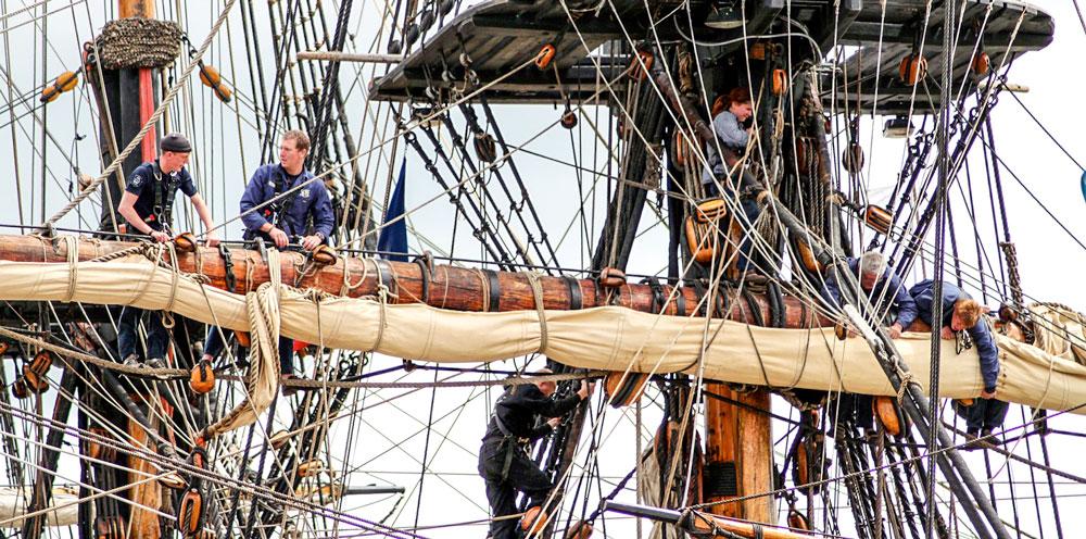 seafaring life