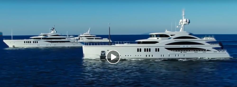 Benetti Mega Yachts