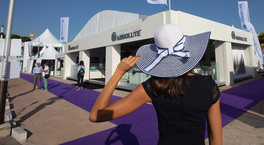Absolute Yachts Cannes 2019