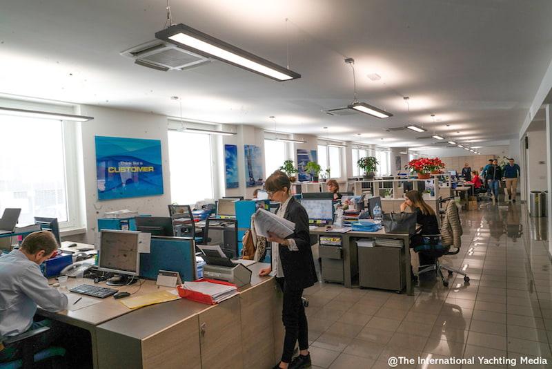 Osculati,management office