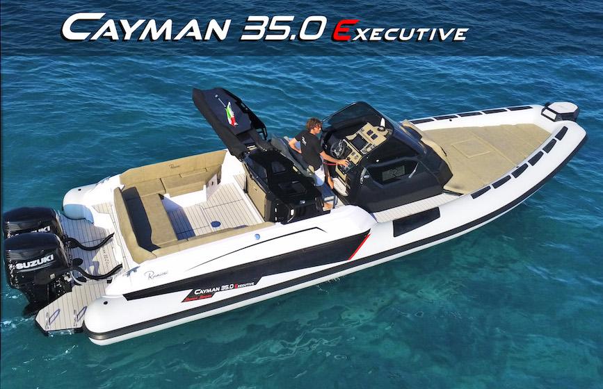 Ranieri Cayman 35.0