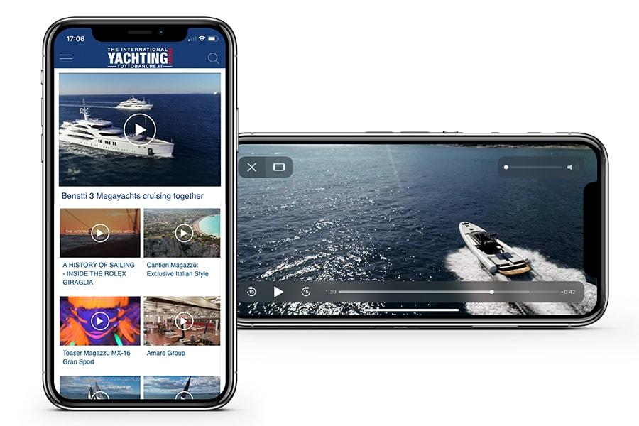 Tuttobarche App video