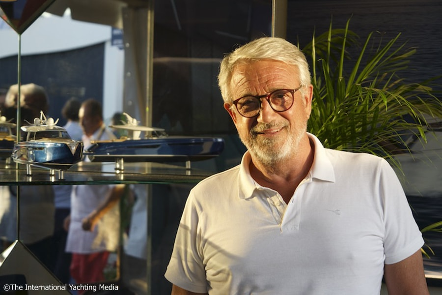 Franchini Mia 6.3, Massimo Franchini