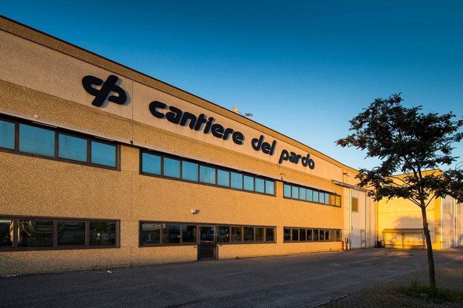 Cantiere del Pardo factory