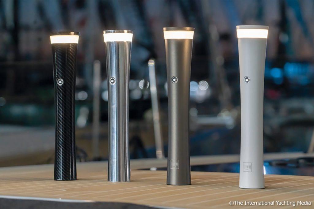 Illumina Custom MISTRAL lamp