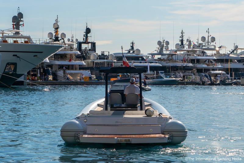 Magazzù MX-11 Coupé, Monaco Yacht Show