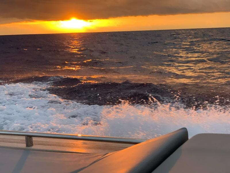 Magazzù MX-11 Coupé, sunrise