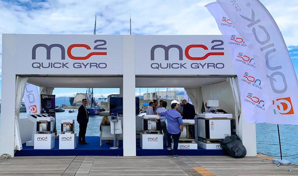 Quick Gyro Stabilizer