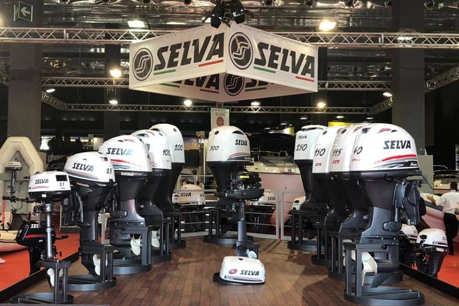 Selva Marine at the Genoa Boat Show