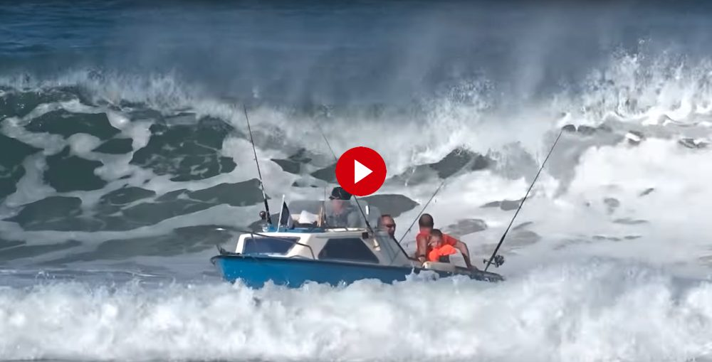 boat owner overboard