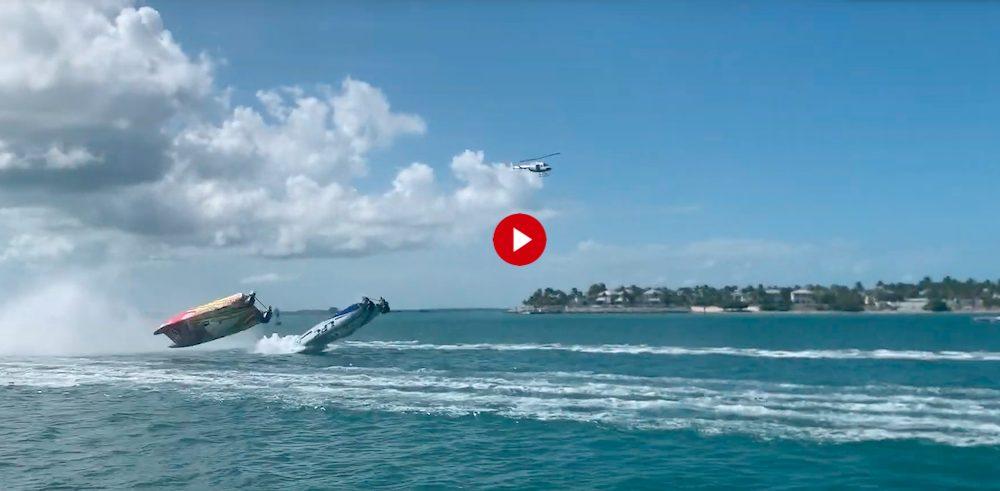 boat crash in Key West