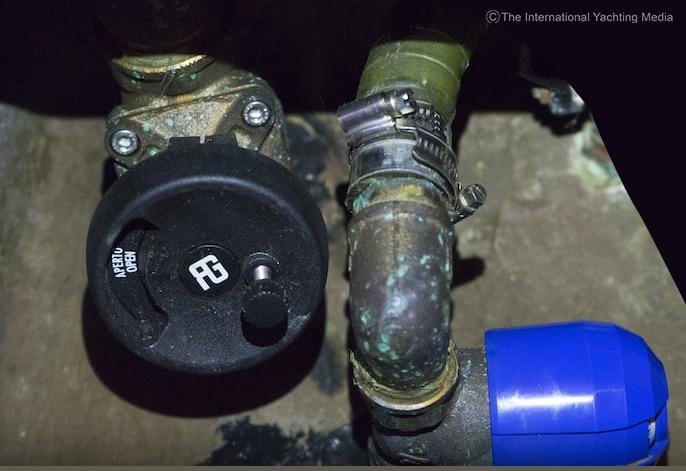 valves knob