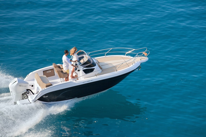 Croatian Boat of the Year 2019, Ranieri Next 220 SH
