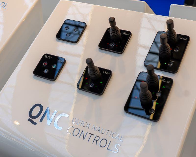 QNC - Quick Nautical Controls