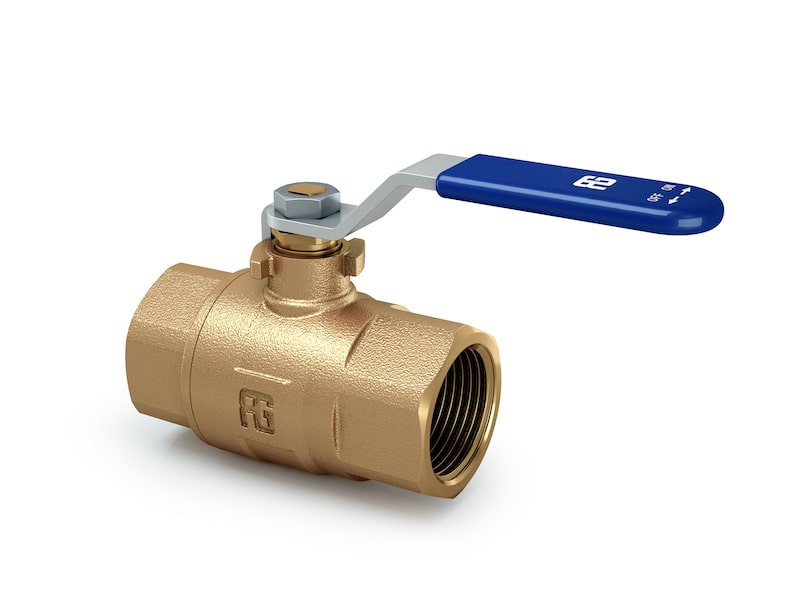 new Guidi ball valve