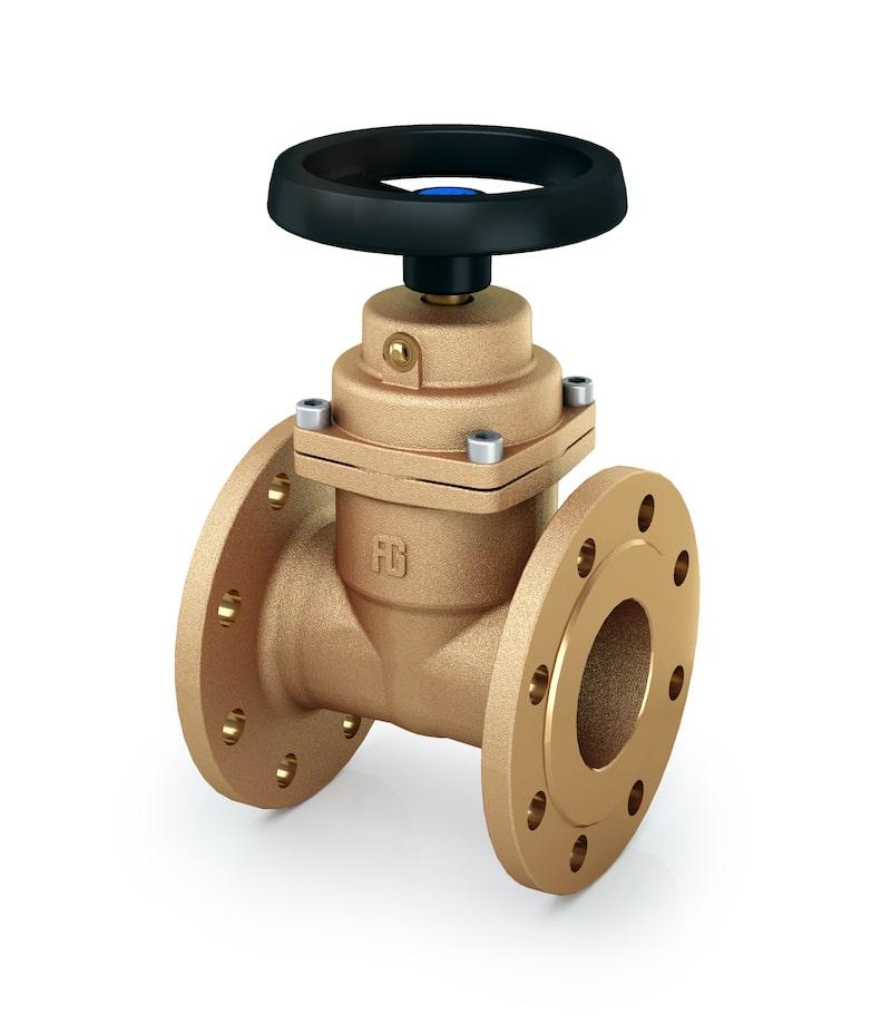 new Guidi non-stick valves