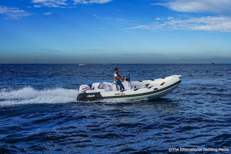 selva d.600 Genoa Boat Show