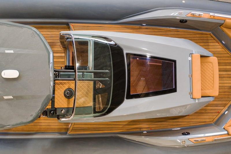 Prince 50,cockpit