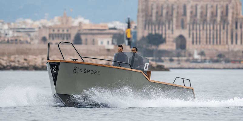 X- Shore Eelex 8000 2020
