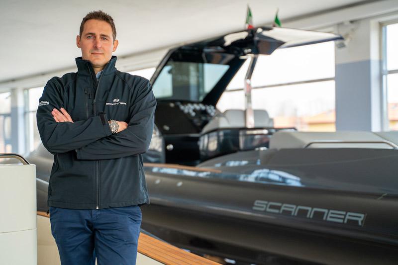 Fabio Montemitro, Scanner Marine