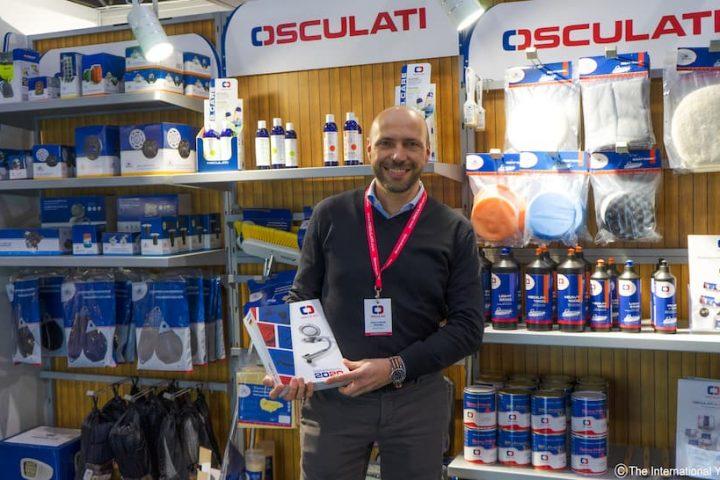 Osculati presents its new catalogue