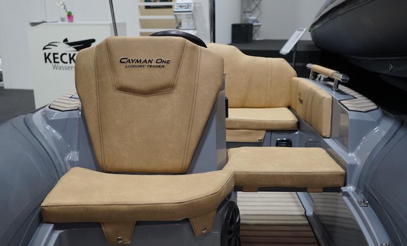 Ranieri International Cayman One Luxury Tender