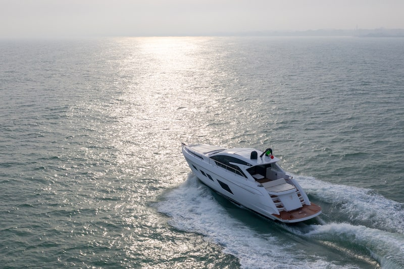filippetti sport 55 at sea