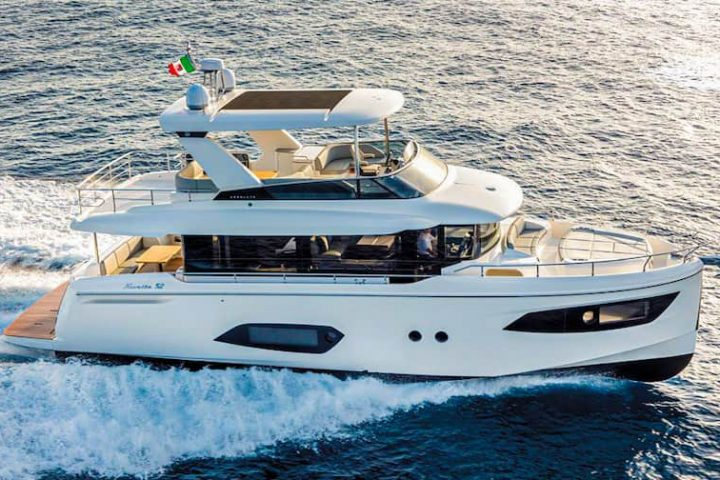 Absolute Yachts Navetta52