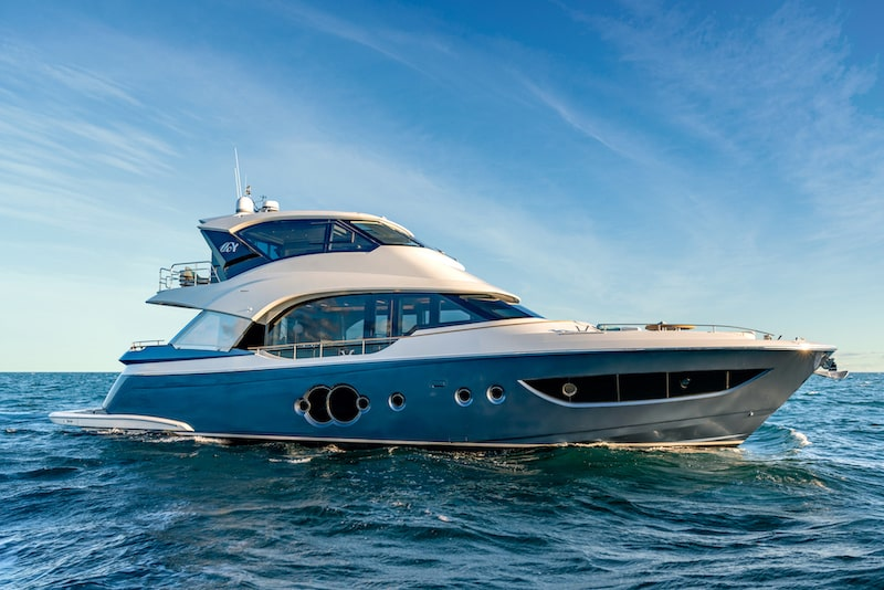 Monte Carlo Yachts MCY 70 skylounge