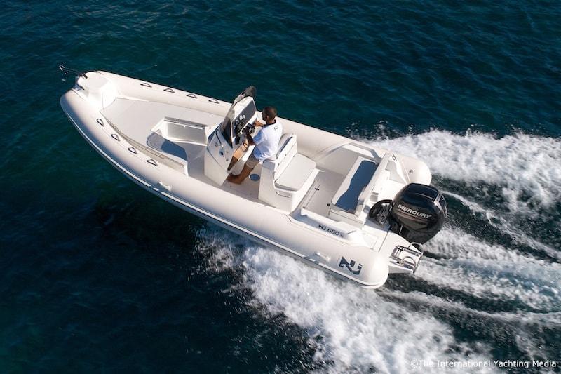 Nuova Jolly NJ 650 XL Sea trial