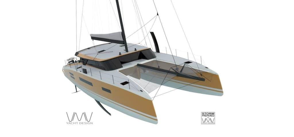 VMV Yacht Design