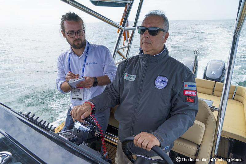 Zar 95 SL, Marco Pinetto and Sergio Davì