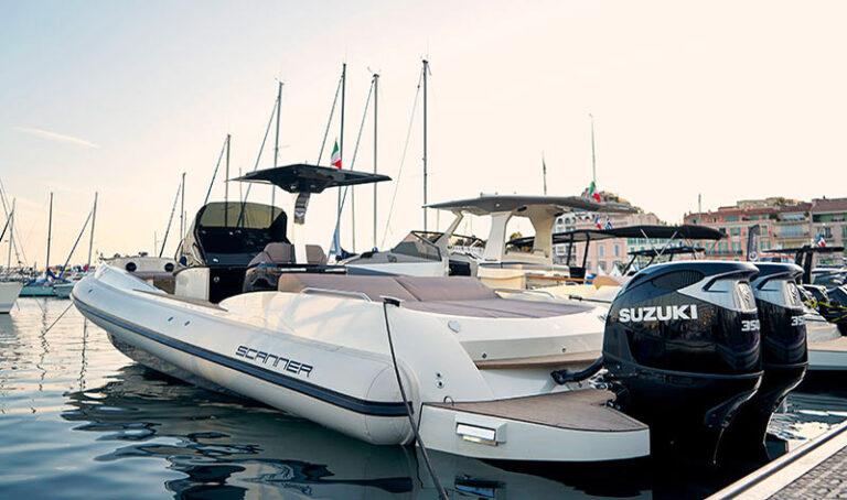 Envy 1100 TT outboard version