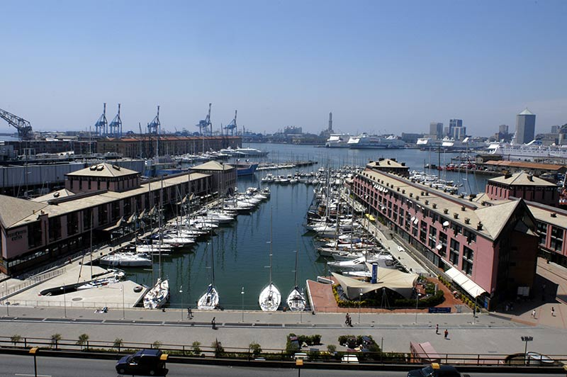 Marina Porto Antico (Genoa)