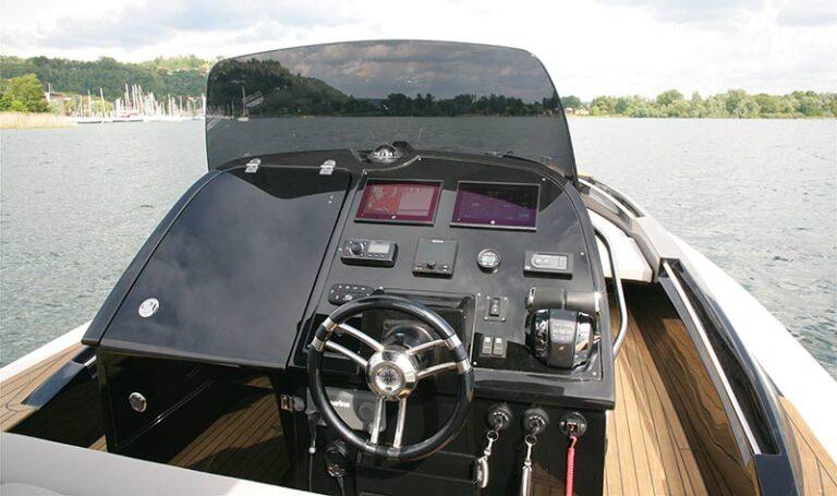 Scanner Marine Envy 1100 TT console