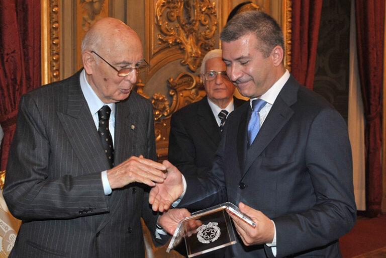 Luca D'Ambrosio award