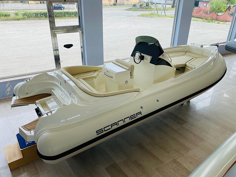 Scanner Marine Envy 770