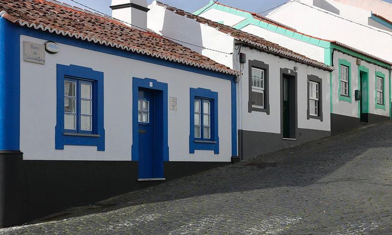 sailing itineraries Azores Terceira