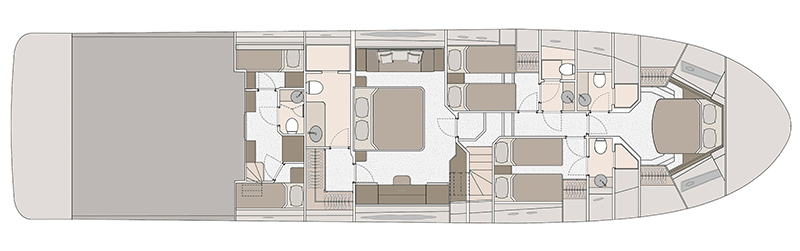MCY-76-Skylounge-Lower Deck