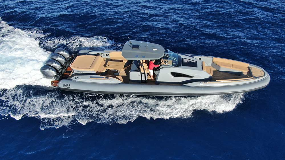 Nuova Jolly Marine Prince 50