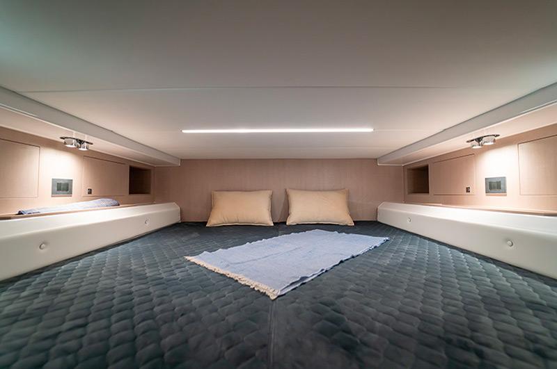 Nuova Jolly Prince 50, VIP cabin