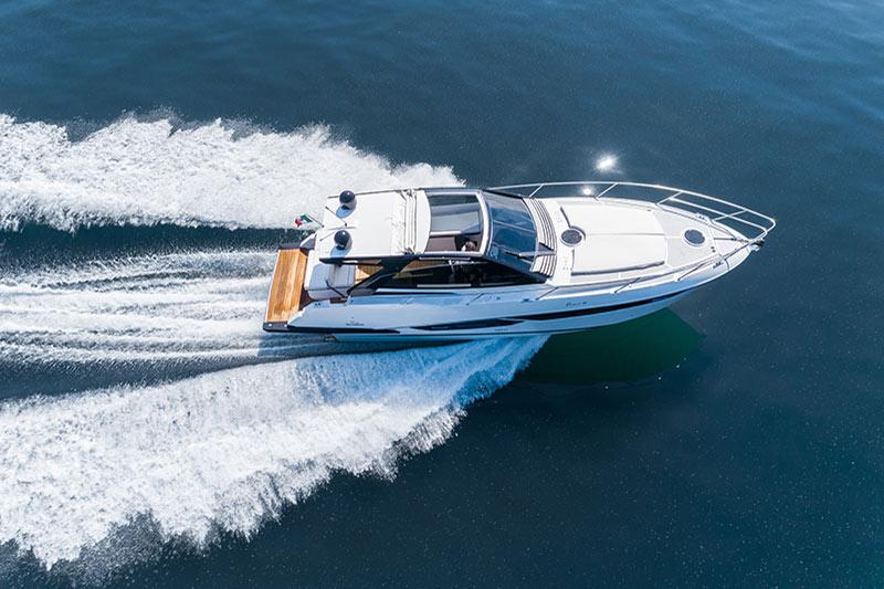 Rio Yachts Paranà 38, airview