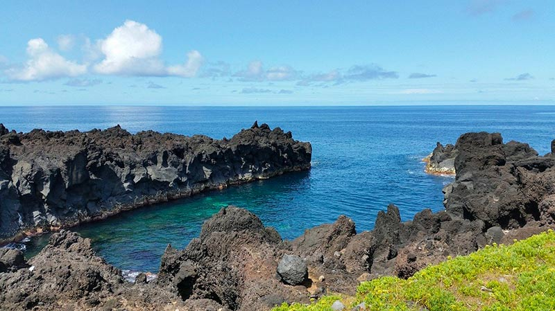 sailing itineraries Azores Flores