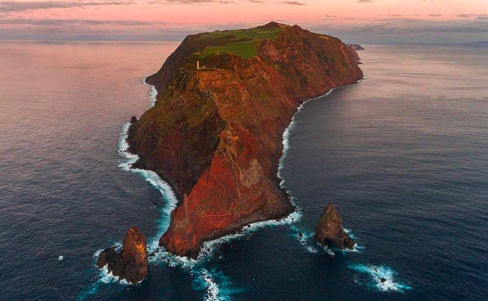 sailing itineraries Azores