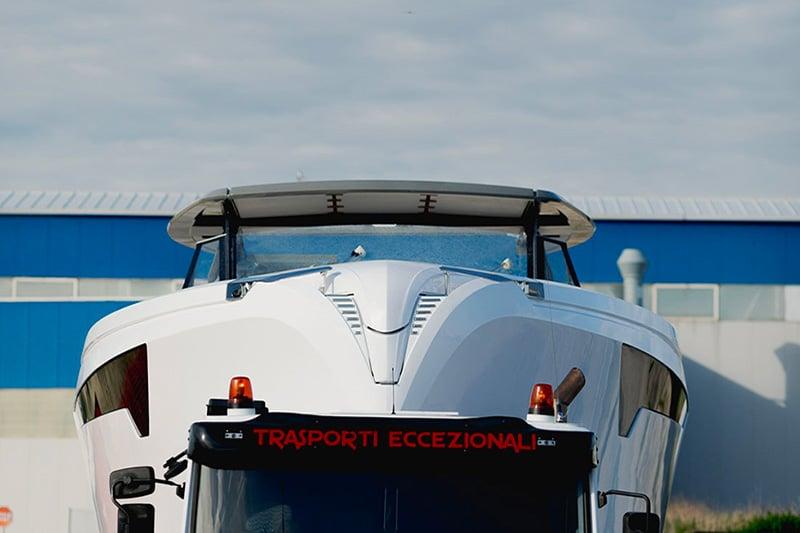 Franchini Mia 63 transport