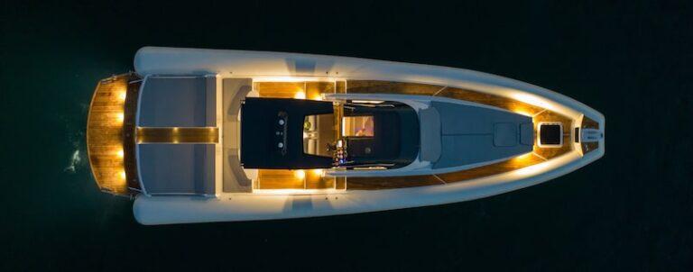 Magazzù MX-13 Gran-Coupé top view